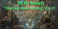 CE Workshop for Therapist - All my Anxiety, Much Ado About Nothing or Is It?  - Brunswick, Ga