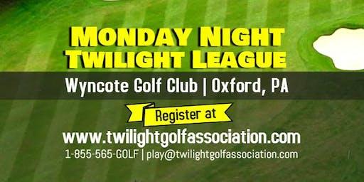 Monday Twilight League at Wyncote Golf Club