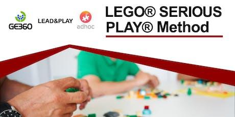 LEGO® SERIOUS PLAY® Facilitador - Costa Rica 2019 entradas