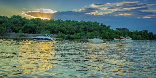 Quantico Single Marine Program (SMP) Kayak Trip to Smith Lake