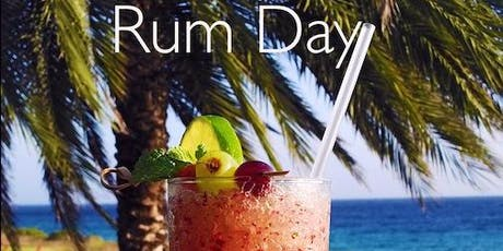 National Rum Day tickets