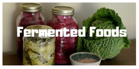 Fermented Foods tickets