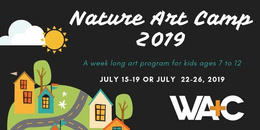 Nature Art Camp for kids