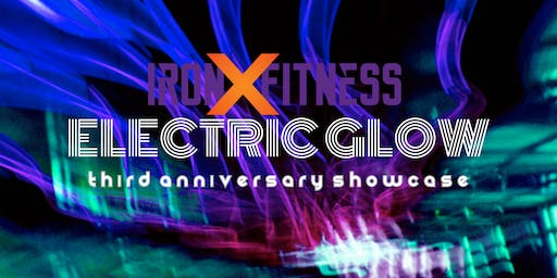 Electric Glow: 3rd Anniversary Showcase