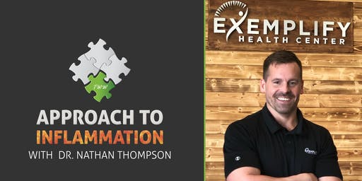 Exemplify Health's Approach to Inflammation 7.16.2019