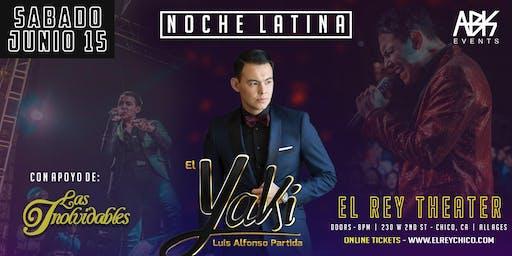 NOCHE LATINA ft. El Yaki