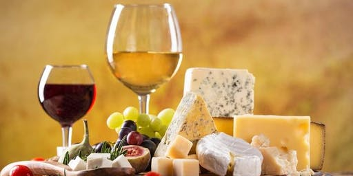 Wine and Cheese of Spain