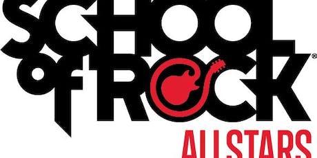 School of Rock All Stars tickets