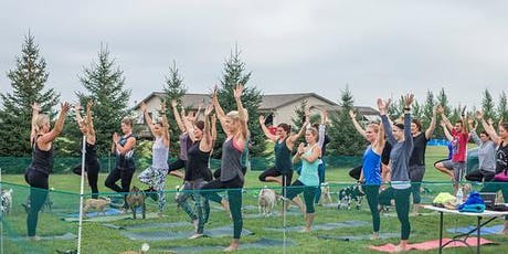 Goat Yoga at the Long Beach Outdoor Market! tickets