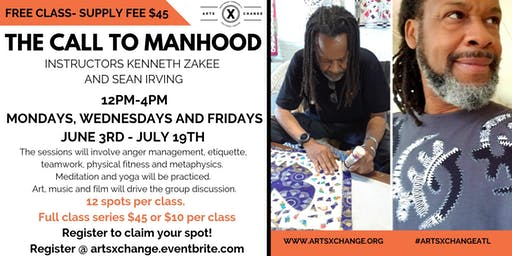 The Call to Manhood Ages 7-16