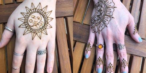 Intro to Henna