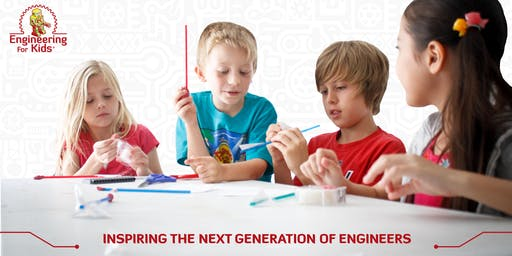 Engineering For Kids 2019 Summer Camps