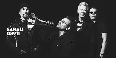 Tribut U2 al Sarau08911 tickets