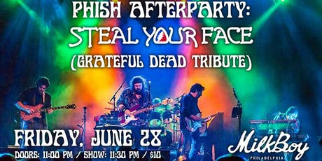 Phish Afterparty: Steal Your Face (Grateful Dead tribute) tickets