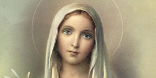 Devotion to the Immaculate Heart of Mary, with Sacred Gong