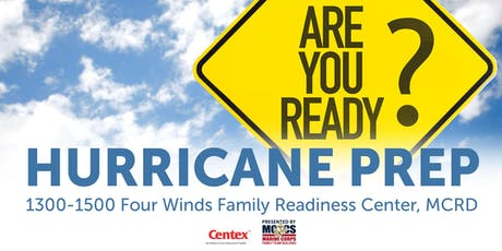 Hurricane Preparedness tickets
