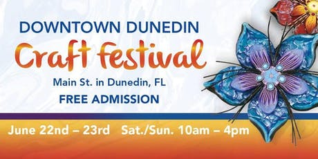 17th Annual Downtown Dunedin Craft Festival tickets