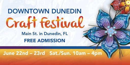17th Annual Downtown Dunedin Craft Festival
