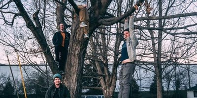 Forrest EP release show w/ Dopeslinger and Mammoth Cave II at The Burl