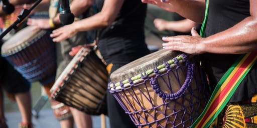 Tales By Moonlight Drumming and Story Telling Workshop