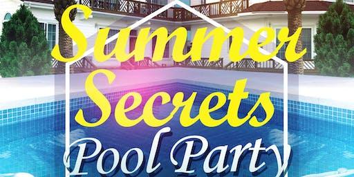 #SummerSecretsPoolParty