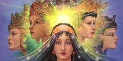 Ayahuasca Ceremony - Sedona - Divine Feminine Goddess