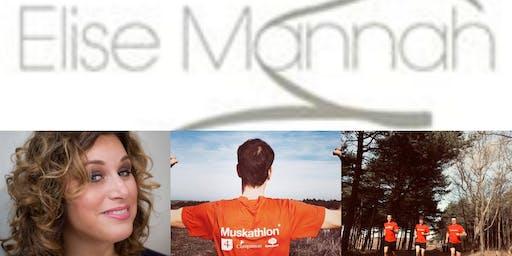 Benefietconcert met medewerking van Elise Mannah voor OPENDOORS/Muskathlon