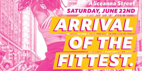 FIT+ Fitness Festival tickets