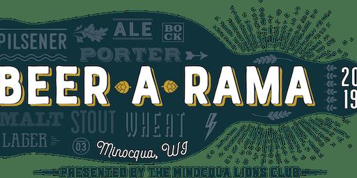 Beer-A-Rama 2019