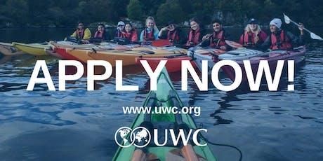 UWC Info Day - Newcastle tickets