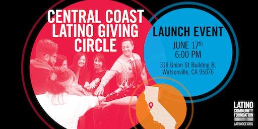 Central Coast Latino Giving Circle Launch!