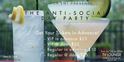 The Anti-Social Day Party