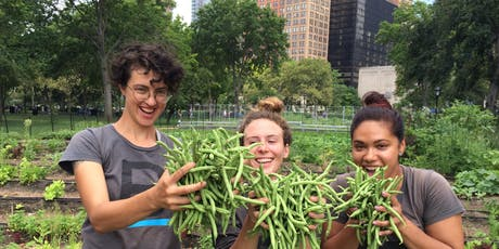 Workshop at The Battery: Vegetable Gardening (and Eating!) with Kids tickets