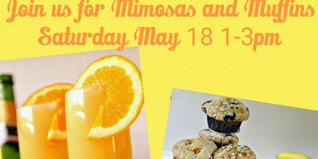 Self-love for MOMS! Mimosas, Muffins and Moms tickets