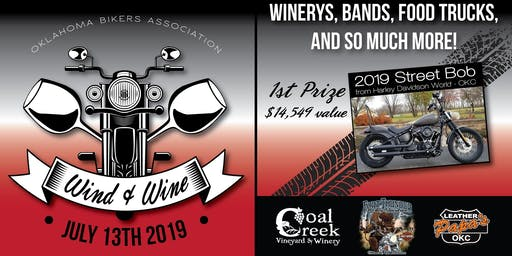 Wind and Wine Poker Run Pre Registration buy Ticket Now