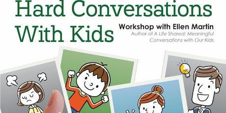 Hard Conversations with Kids tickets