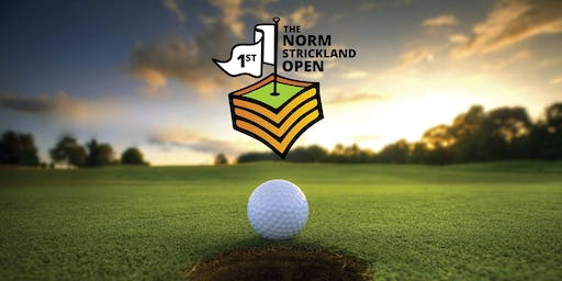 2nd Annual Norm Strickland Open