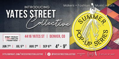 Yates Street Collective - Summer Pop-Up Series