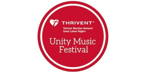 Unity Music Festival VIP Event