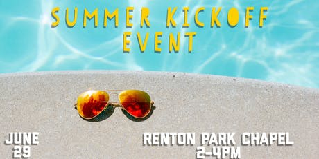 Summer Kickoff Event (Completely Free) tickets