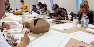 DIY Poster Making Workshop with Dan Bergeron