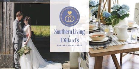 Dillard's Wedding Expo 2019 tickets