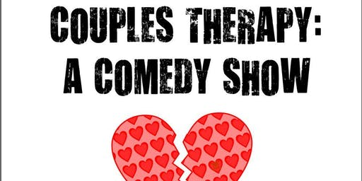 Winery 32 Couples Therapy Comedy Night