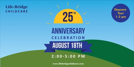 Life-Bridge's 25th Anniversary tickets