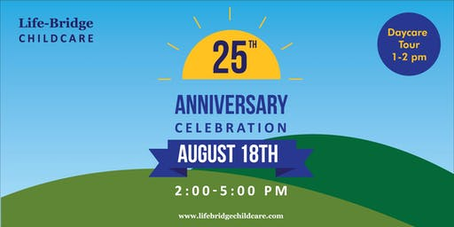 Life-Bridge's 25th Anniversary