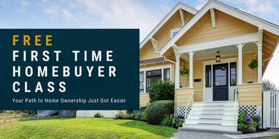 Free First-Time Homebuyer Class