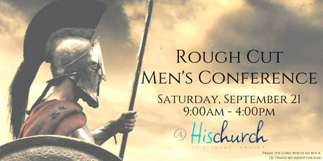 Rough Cut Men's Conference tickets