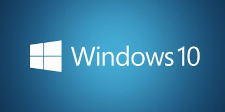 Beginners Guide to Windows 10 - June 25th at 8:30 a.m. tickets