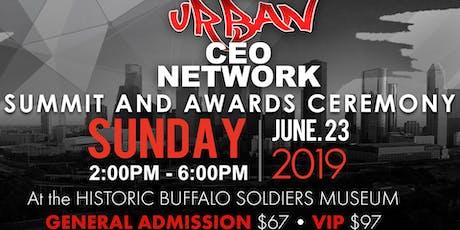 Urban CEO Summit [Please READ the Event Description] tickets