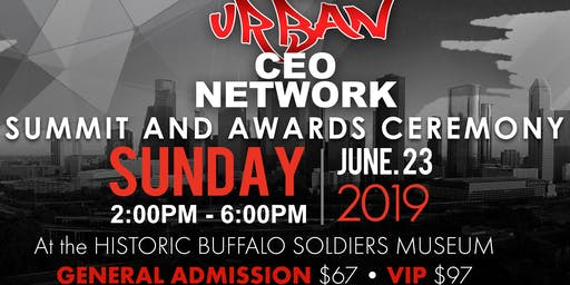 Urban CEO Summit [Please READ the Event Description]